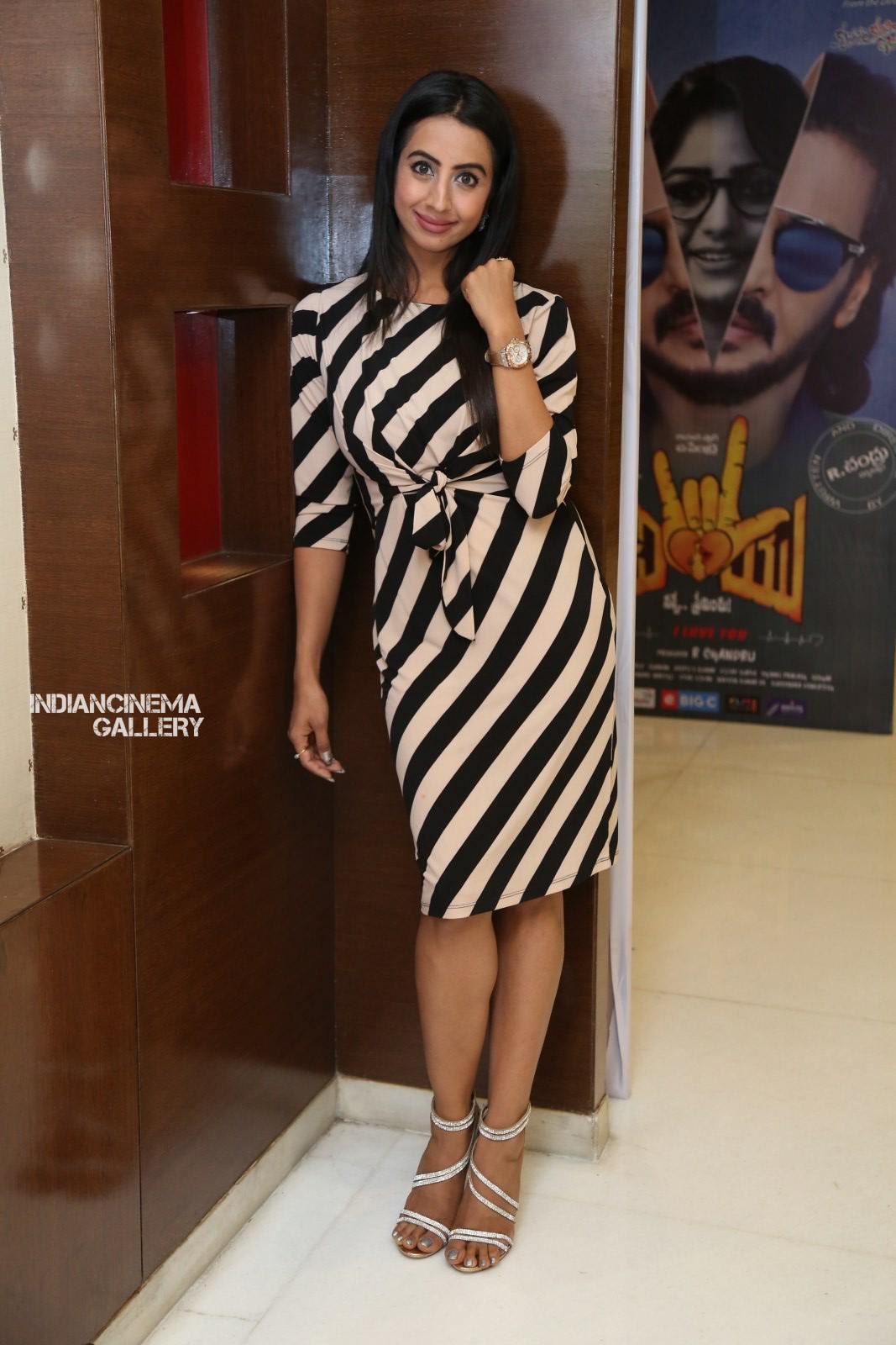Sanjana Galrani at i love you movie teaser launch (11)