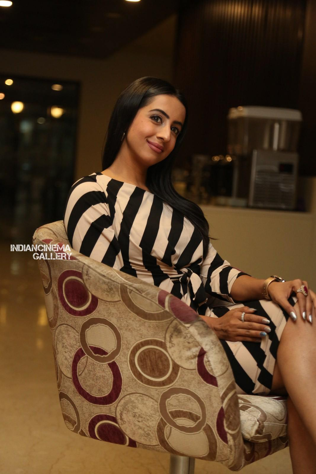 Sanjana Galrani at i love you movie teaser launch (18)