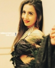 Sanjjanaa Galrani walks the ramp for designer Ramesh Dembla stills (10)