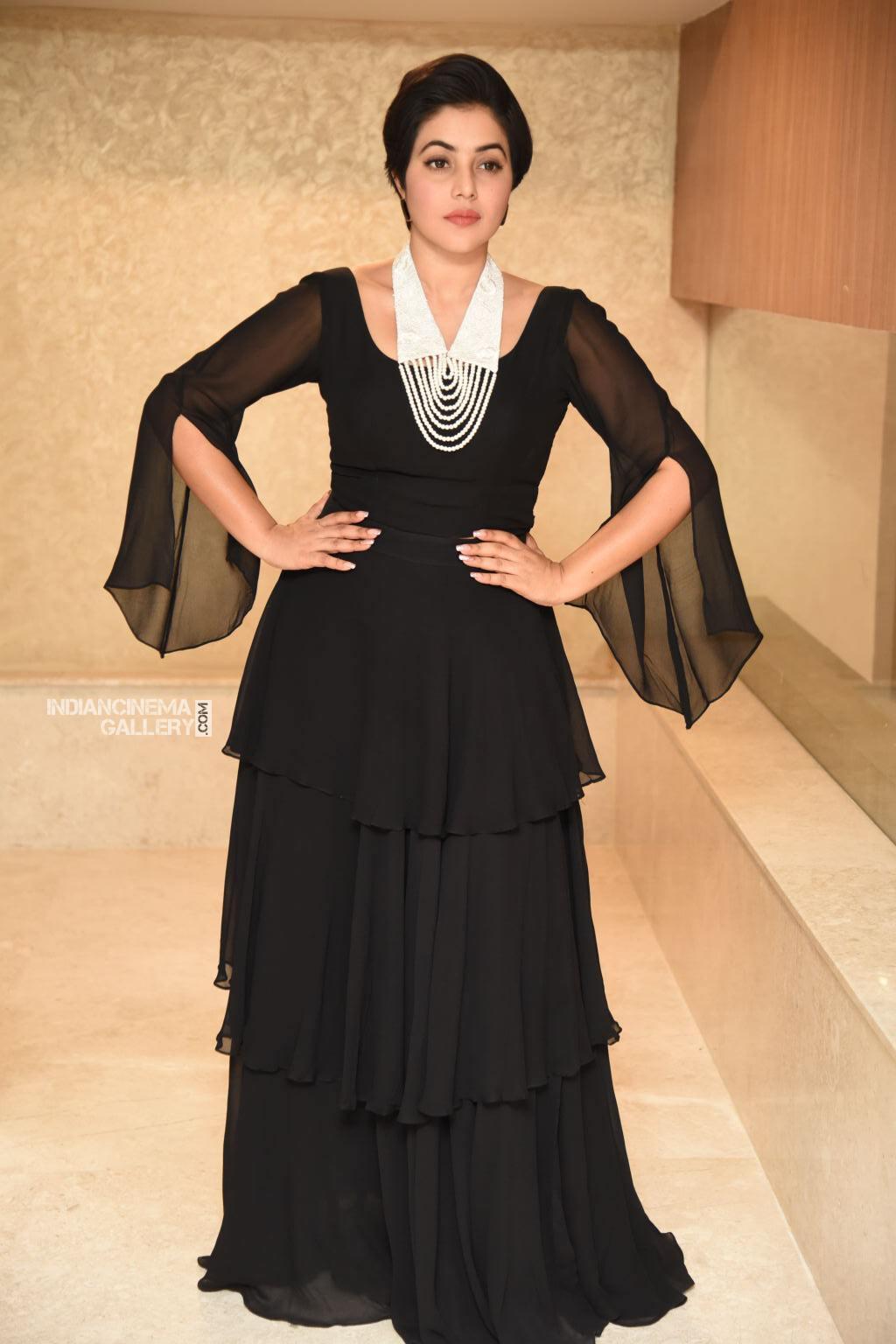 Shamna Kasim at Suvarna Sundhari Movie Trailer Launch (15)