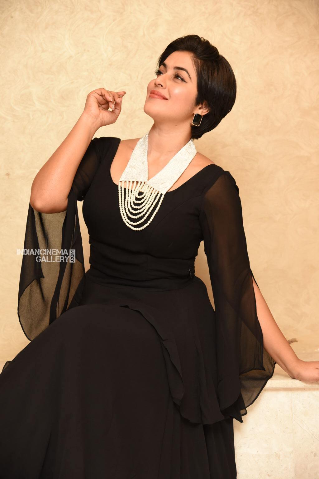 Shamna Kasim at Suvarna Sundhari Movie Trailer Launch (20)