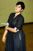 Shamna Kasim poorna in black dress stills (11)
