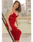 Shratha Dass in red dress (1)