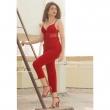 Shratha Dass in red dress (8)