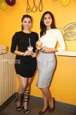Simran Choudhary at The belgian waffle at jubilee hills launch (8)