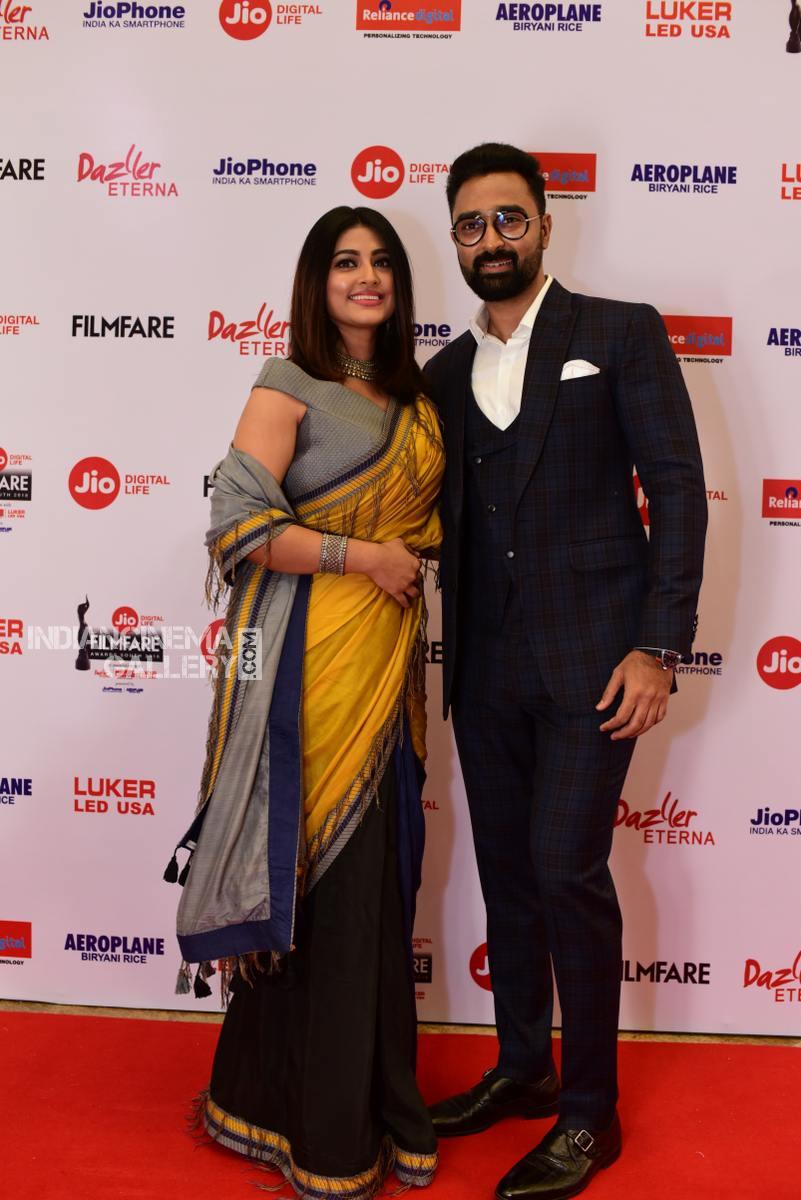 sneha at filmfare awards 2018 (2)