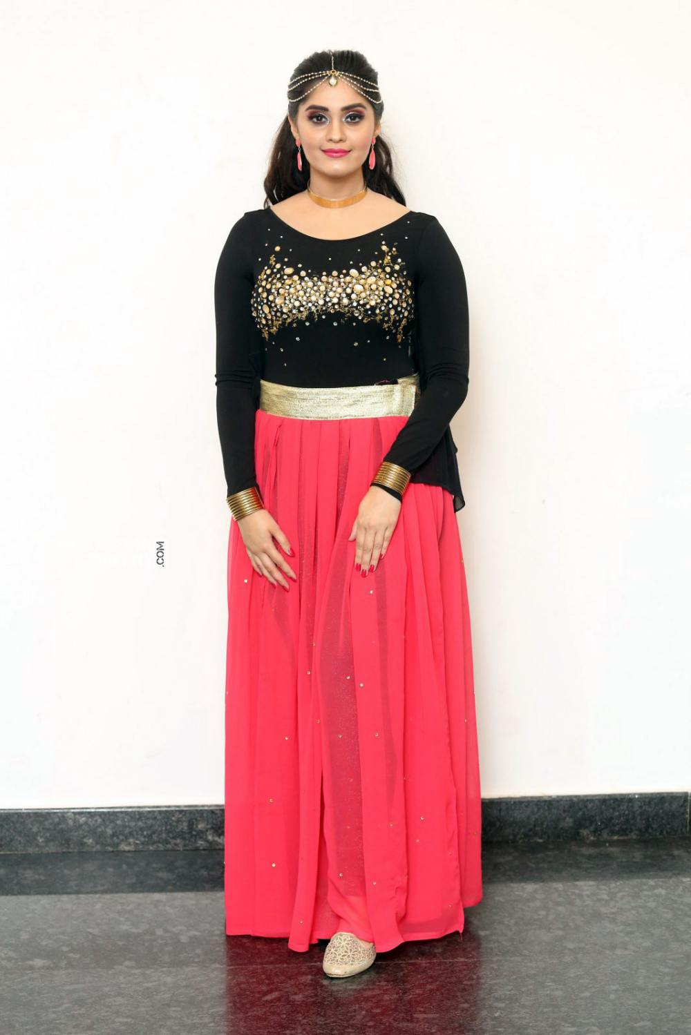 Surabhi at bang bang 2019 event (1)