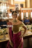 Surabhi at Teach for change afashion show (3)