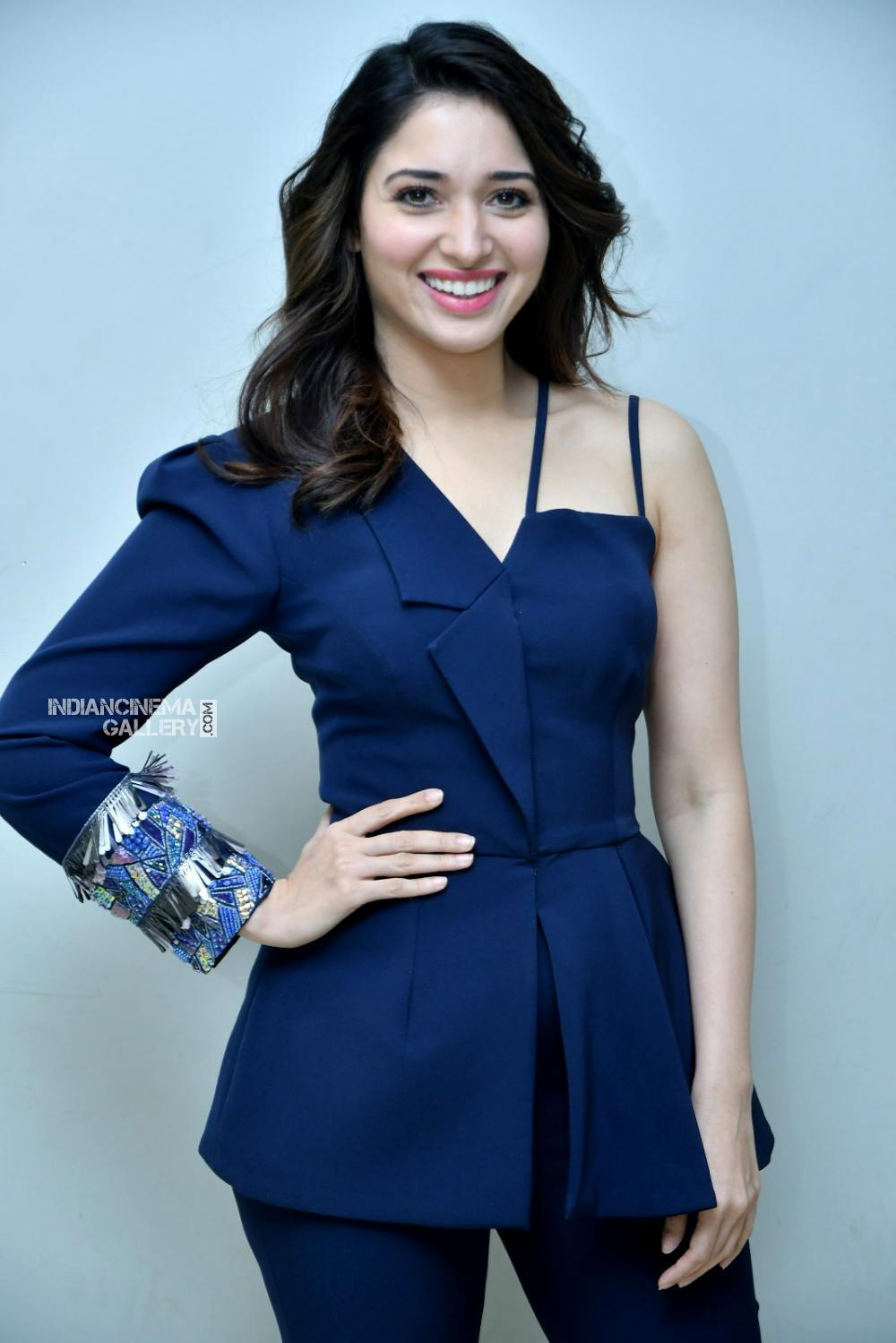 Tamanna Bhatia at f2 movie trailer launch (13)