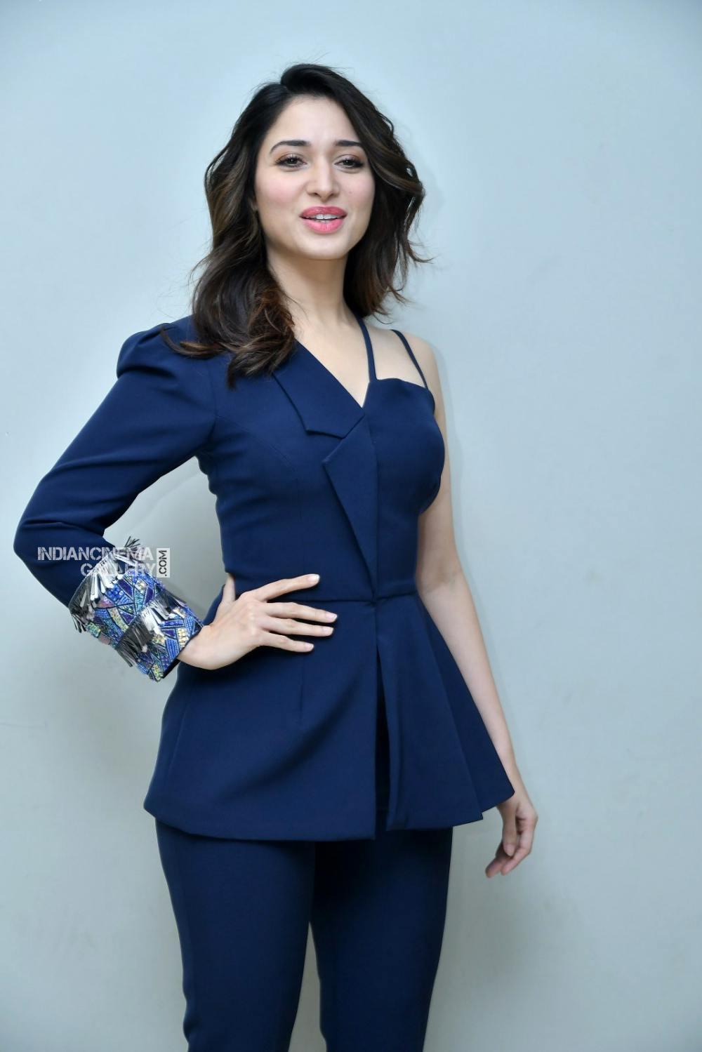 Tamanna Bhatia at f2 movie trailer launch (14)