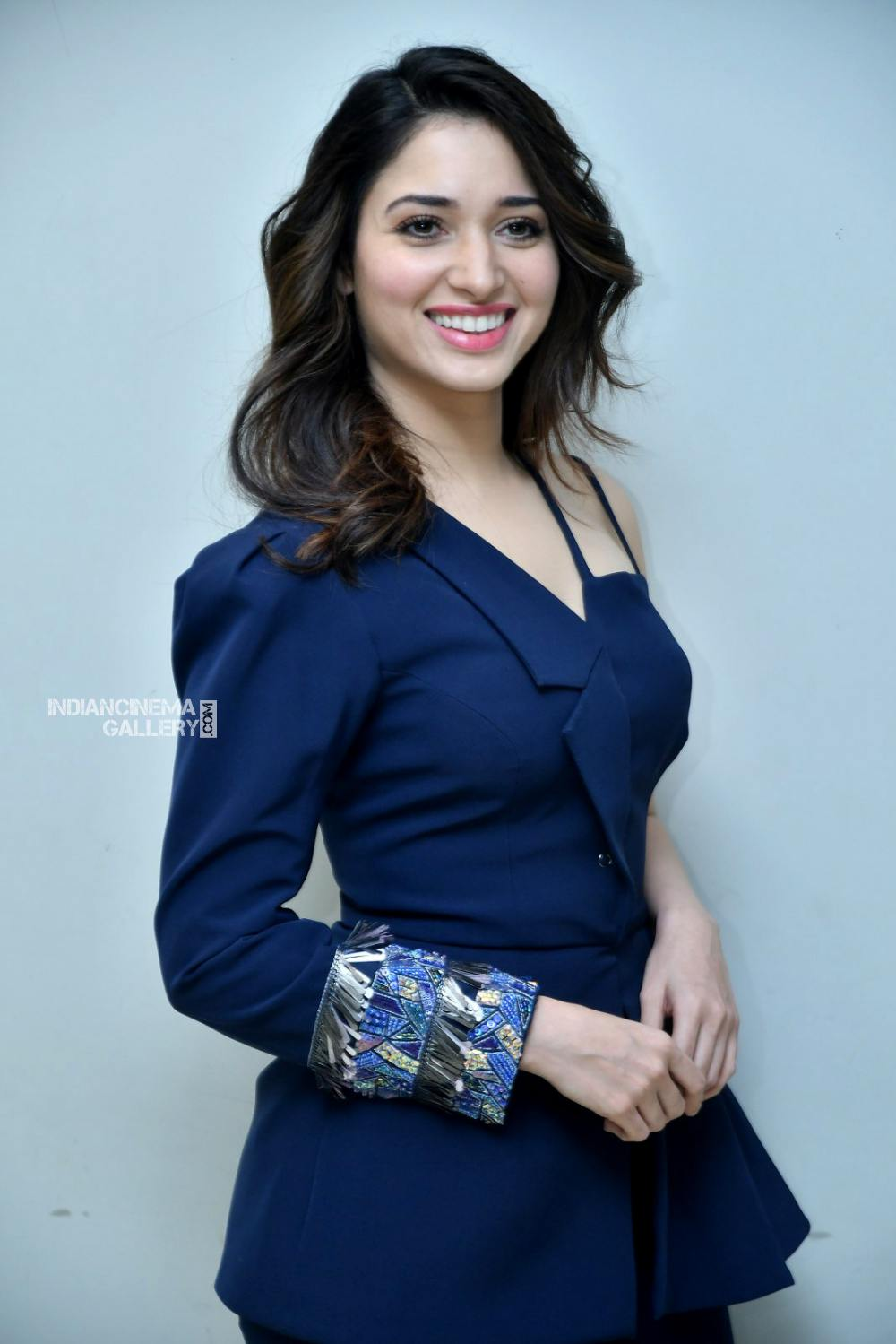 Tamanna Bhatia at f2 movie trailer launch (16)