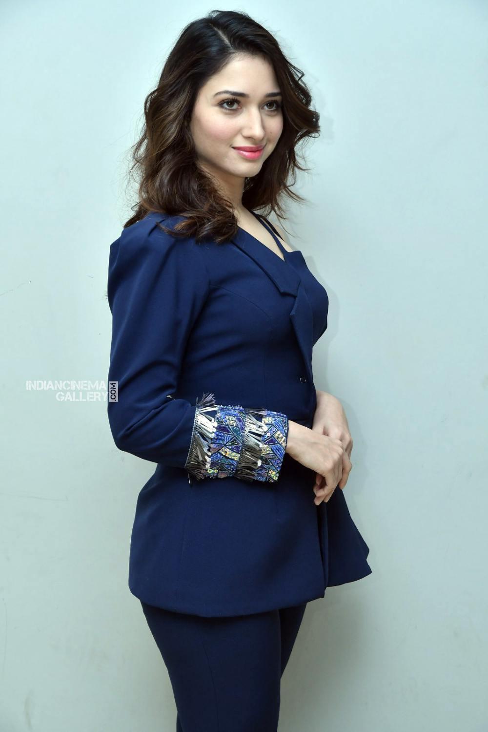Tamanna Bhatia at f2 movie trailer launch (17)