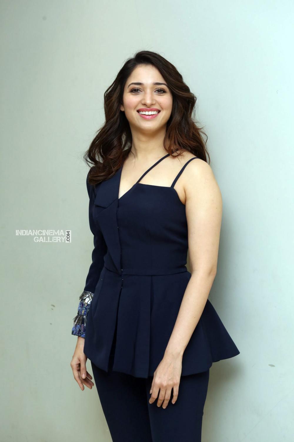 Tamanna Bhatia at f2 movie trailer launch (7)