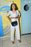 Tejaswi Madiwada in white dress august 2019 (1)