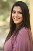 Varalakshmi sarathkumar during interview stills (4)