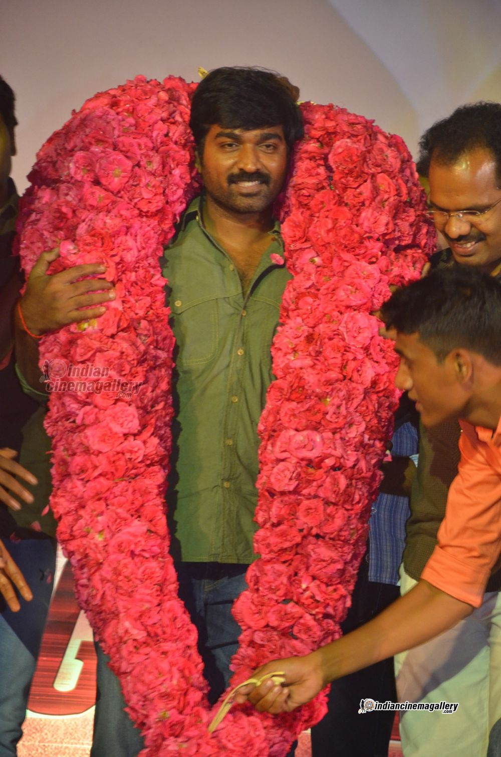 Vijay Sethupathi At Rekka Audio Launch 7848