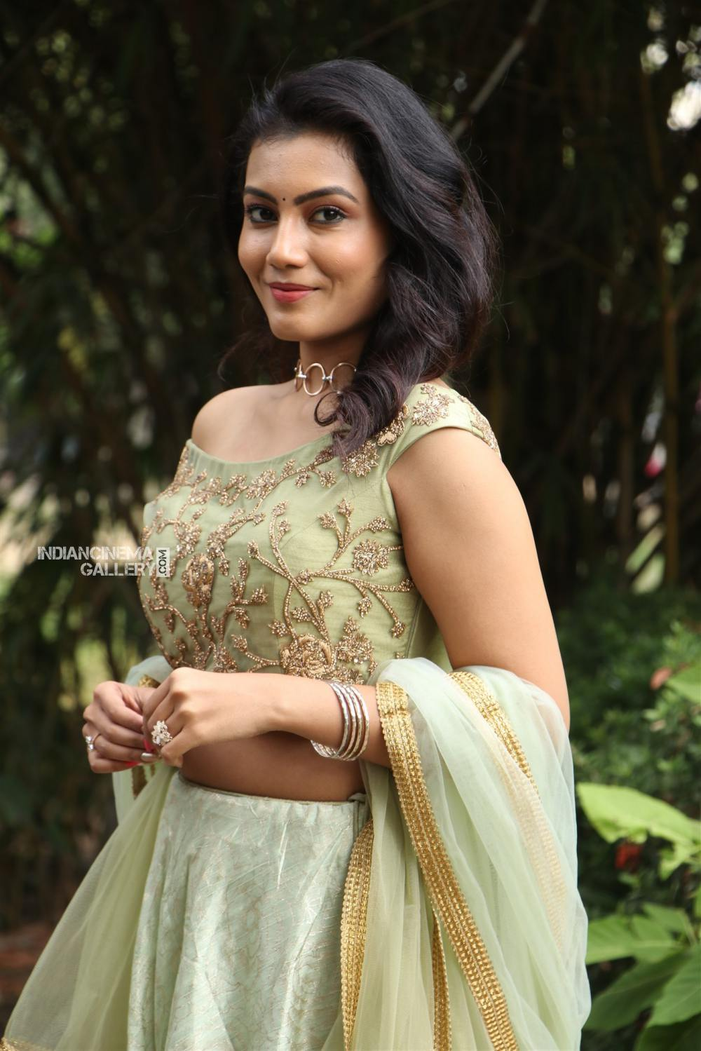 Actress Chandana Raj Stills (1)