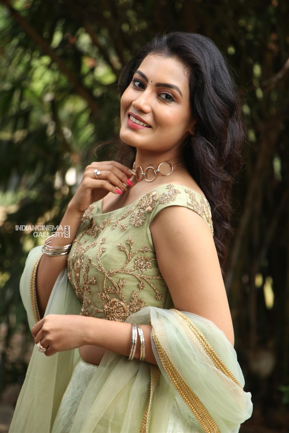 Actress Chandana Raj Stills (4)