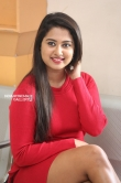 Chirashree anchan in red dress stills (11)
