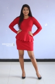 Chirashree anchan in red dress stills (12)