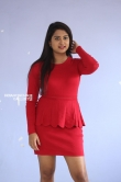 Chirashree anchan in red dress stills (15)