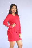 Chirashree anchan in red dress stills (18)