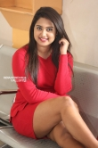 Chirashree anchan in red dress stills (2)