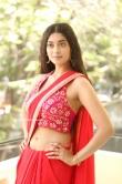Digangana Suryavanshi in saree dress (4)