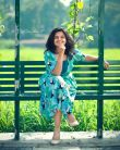 drishya-dinesh-dundu-in-green-dress-1