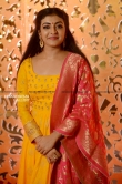 Durga Krishna at sunny wayne marriage reception (1)