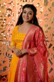 Durga Krishna at sunny wayne marriage reception (2)
