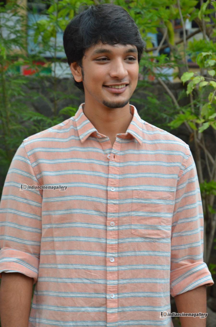Actor Gautham Karthik Stills 11