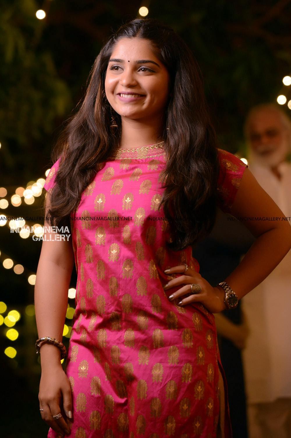 Gouri G Kishan at sunny wayne wedding reception (10)