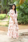Harshitha Chowdary at Tholu Bommalata Movie Press Meet(2)