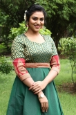 Indhuja Ravichandran at Magamuni Movie Press Meet (1)