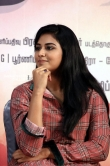 Indhuja Ravichandran at boomerang press meet (11)
