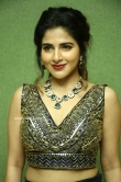 Actress Iswarya Menon Pics @ Naan Sirithal Audio Launch