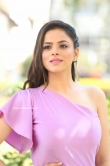 Kriti Garg in pink dress (1)