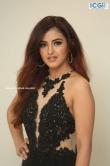 Malavika Sharma at raja varu rani varu song launch (2)