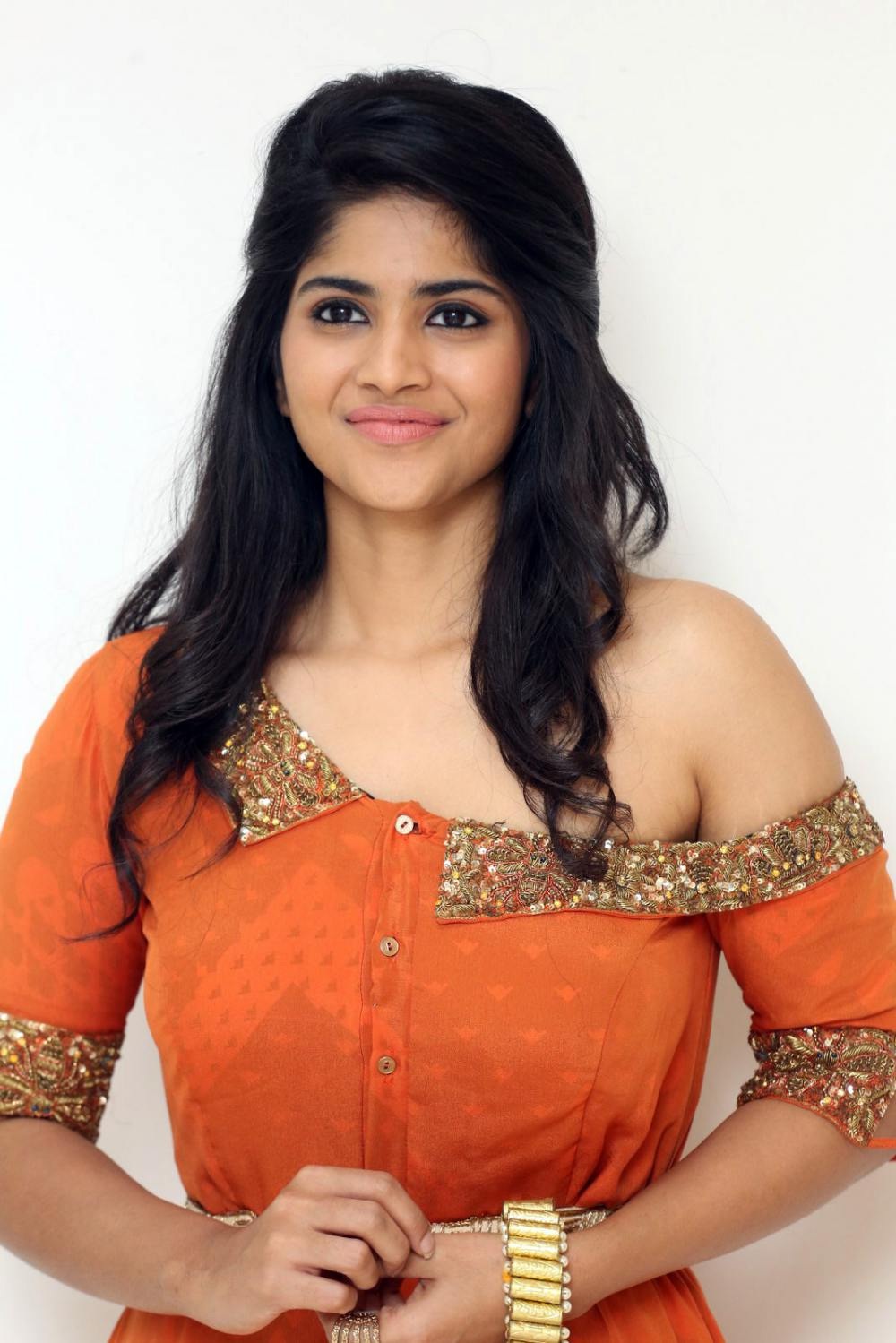 Megha Akash at peta movie audio launch (11)
