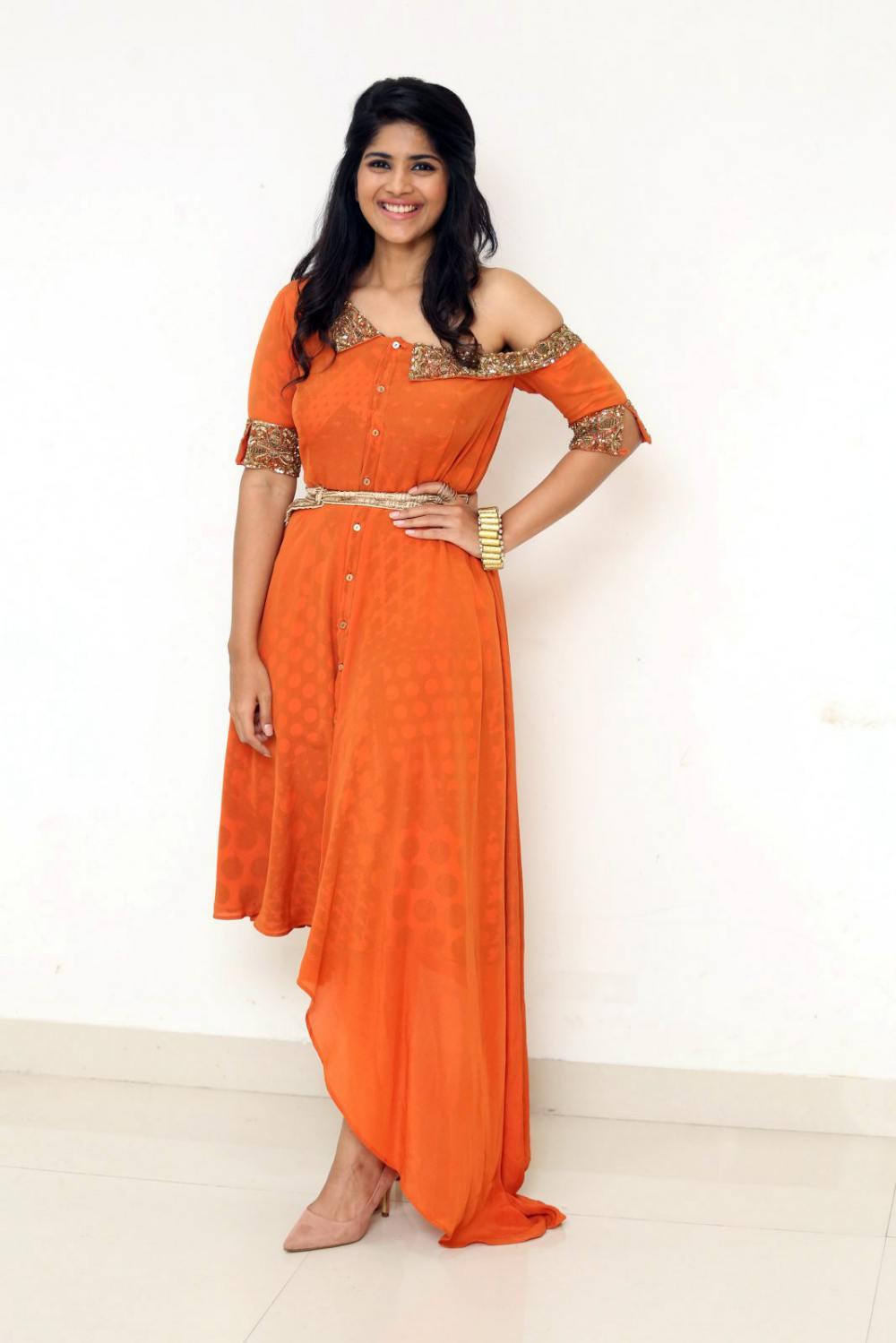 Megha Akash at peta movie audio launch (12)