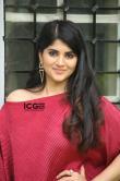 Megha-Akash-in-red-dress-15