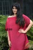 Megha-Akash-in-red-dress-16