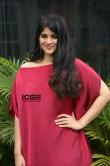 Megha-Akash-in-red-dress-19
