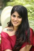 Megha-Akash-in-red-dress-23