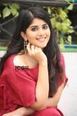 Megha-Akash-in-red-dress-25