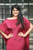 Megha-Akash-in-red-dress-4