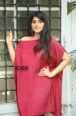 Megha-Akash-in-red-dress-7
