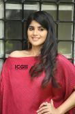 Megha-Akash-in-red-dress-8