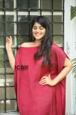 Megha-Akash-in-red-dress-9